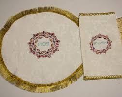 matzah cover and afikomen bag set afikoman bag etsy