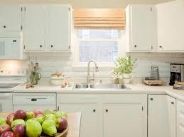 appliances cream curtain with white quartz countertops also