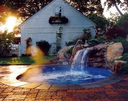 59 best back yard tub images on pinterest natural swimming