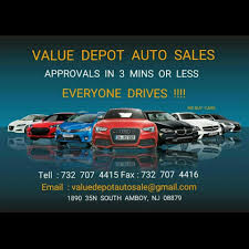 value depot auto sales south amboy nj read consumer reviews