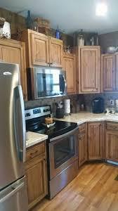 white oak wood honey lasalle door knotty alder kitchen cabinets