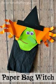 Halloween Crafts For Young Children - best 25 paper bag crafts ideas on pinterest paper bag puppets