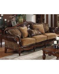 Mixing Leather And Fabric Sofas Great Fabric And Leather Sofa Sets Fabric Sofas Foa Sm8951sc