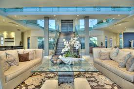 california luxury mansions inside view