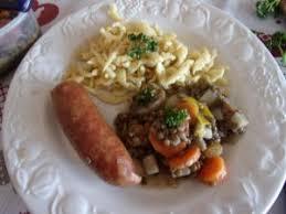 la cuisine allemande cours de cuisine allemande par la table de sylvie