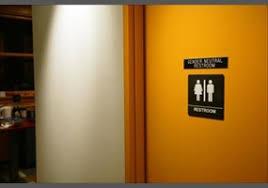 Gender Neutral Bathrooms - should schools have gender neutral bathrooms for transgender