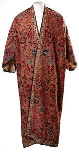 robe de chambre japonaise homme rues de pondichéry fragments d histoire département d ethnologie