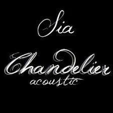 Sia Chandelier Text Chandelier Acoustic Arranged By Mariine Zu On Sing Karaoke Smule