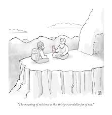 the meaning of existence is this jar of salt by paul noth