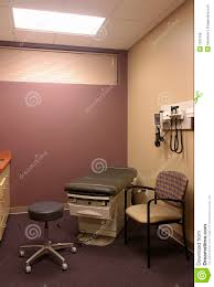 medical exam room tables generic clinic medical exam room and exam table stock photo image