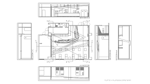 Floor Plan Of Auditorium by Fenix Auditorium Restaurant Visionary Architecture