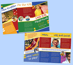 brochure template for kids reachcenter me
