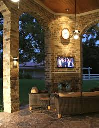 patio cover lights patio cover with second story roof tie in texas custom patios