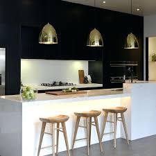 White And Black Kitchen Designs All Black Kitchen Ideas Modern Black And White Kitchen