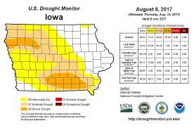 drought still expanding in iowa news ottumwacourier com