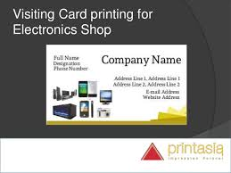 electronic cards electronic shop visiting cards visiting cards online design for ele
