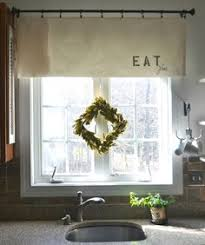 Valance For Kitchen Window Farmhouse Kitchen Window Valance Tutorial Buffalo Check Fabric