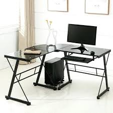 glass top office desk glass desk table glass desk table acrylic home office desks for your