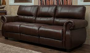 Chestnut Leather Sofa Ascot 3 Seater Leather Sofa Chestnut Or Dark Brown