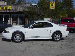 2004 white mustang convertible 2003 ford mustang for sale carsforsale com