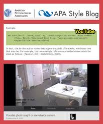 cite learn how to cite youtube videos using the apa style blog