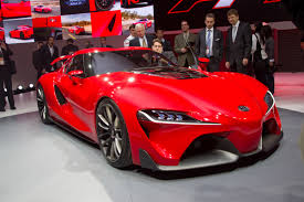 toyota new sports car toyota ft 1 concept revealed auto express