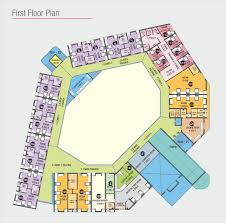 Municipal Hall Floor Plan by M P Shah Vruddhashram