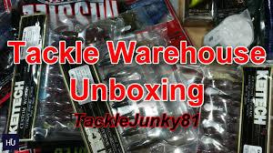 tackle warehouse black friday tackle warehouse unboxing huge tackle order tacklejunky81