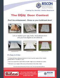 is it time to replace bulkhead cellar doors your leaky ugly and
