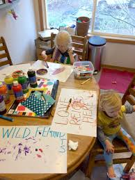 family activism tips to make protest signs with kids