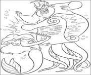 eric saves ariel mermaid s5e2a coloring pages printable