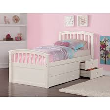 amazon com donco kids 425cp series bed twin dark cappuccino
