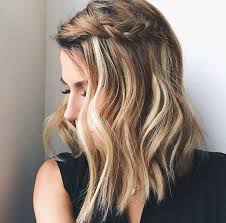 hairstyles for medium length hair with braids 20 stunning short hair styles for prom ideas with pictures half