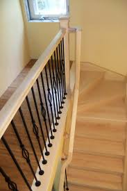 Distance Between Stair Spindles by Blog Sensational Wood Interiors