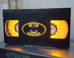 Light Table Desk Welcome To The Original Vhs Lamp Shop By Nancysjars On Etsy