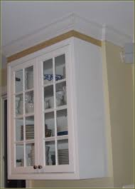 Kitchen Crown Moulding Ideas Crown Molding Kitchen Cabinets Different Heights Home Design Ideas