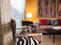 Orange Living Room Chairs by Living Room Delightful Modern Living Room Decoration Using Purple