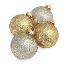donner u0026 blitzen incorporated glass christmas ornaments champagne