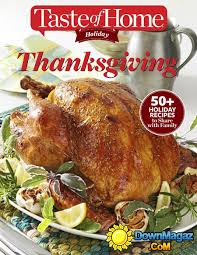 taste of home thanksgiving 2017 pdf magazines