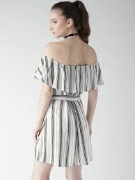 striped dresses buy striped dresses online in india