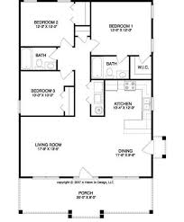 simple to build house plans floor plan footprint bar finished bedroom walkout and basement one