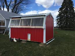 roofing panels clear vs translucent vs opaque backyard chickens i used clear panels on the south facing lower gambrel roof portion of the coop i built this spring i have open eaves ventilation at the gambrel break