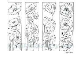 coloring pages bookmarks bookmarks coloring pages free bookmark coloring pages for adults