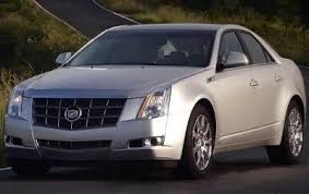 cadillac cts mileage used 2011 cadillac cts mpg gas mileage data edmunds
