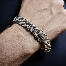 link bracelet silver images 15mm silver cuban link bracelet jpg
