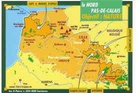 cours de cuisine nord pas de calais cartograf fr les régions de le nord pas de calais page 2