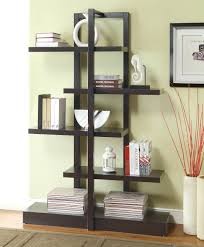 full height room dividers bookshelves as contemporary open large