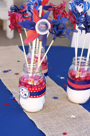 looking centerpieces for birthday