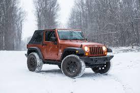 jeep snow santa u0027s rig if santa u0027s sleigh were a wrangler u2013 extremeterrain