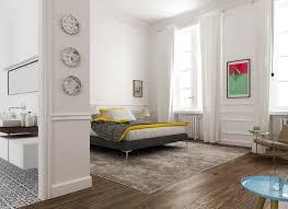 parquet blanc chambre design interieur chambre parquet massif tapis moelleux